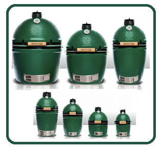 Big Green Egg Only