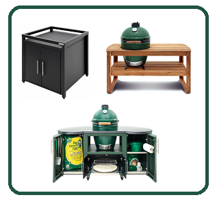 Big Green Egg Table & Modules