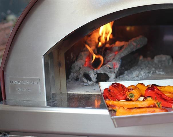Fontana Wood Oven Pizza