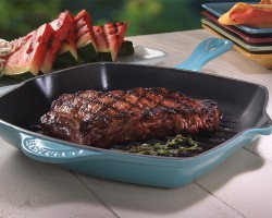 Cast Iron Skillets/Grill Pans