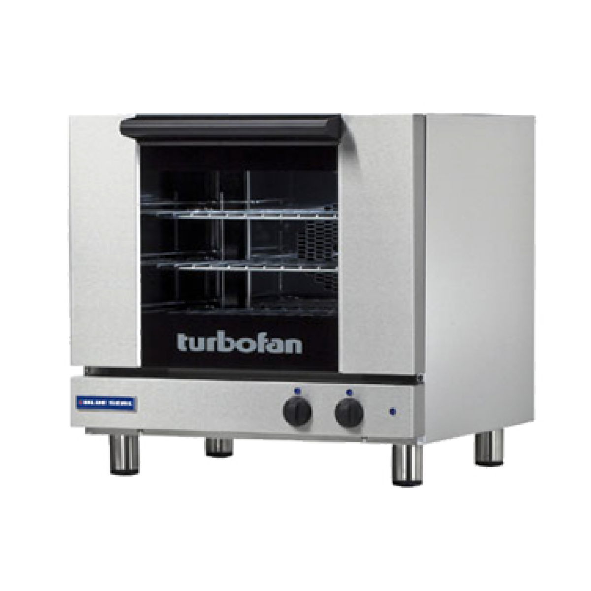 Turbofan Convection Oven, electric, countertop, compact 24