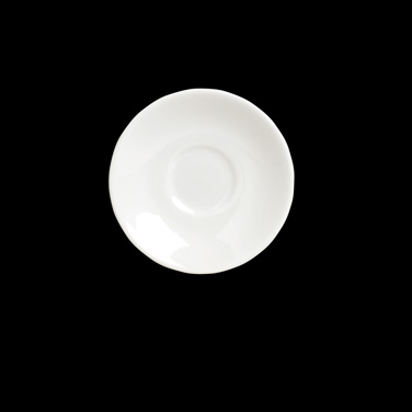 "Saucer, 5-1/2"", Anfora, American Basics (USA stock item) (minimum = case quantit"