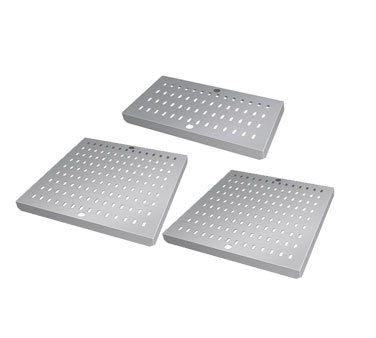 Perforated false bottom, for CWB-5, uses (1) CWB-1FB and (2) CWB-2FB