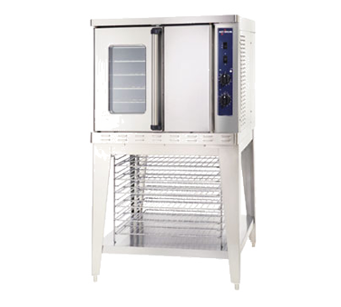 Platinum Series Convection Oven, Gas, single-deck, full-size, electronic spark i