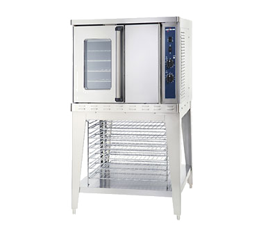 Platinum Series Convection Oven, Electric, single-deck, full-size, manual contro