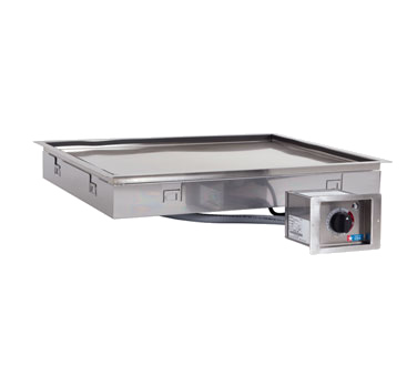 "Hot Food Module, built-in, 30-5/8"" W x 24-3/4"" D, Halo Heat® base, thermostat co"