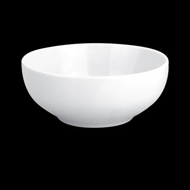 "Salad Bowl, 16 oz., 5"" dia., round, 172213BL, porcelain, Pillivuyt Sancerre (USA"