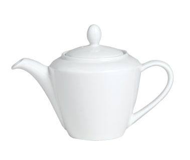 Madison Teapot, 21 oz., Lid 2, vitrified china, Performance, Simplicity, Rio Pin