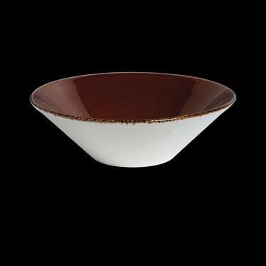 "Essence Bowl, 30 oz., 8"" dia., round, vitrified china, Performance, Terramesa, m"