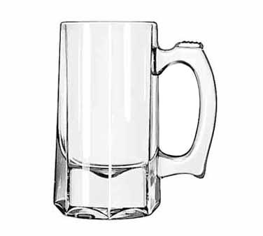 """Mug/Stein, 10 oz., (H 5-7/8""""; T 2-7/8""""; B 3-1/4""""; D 4-1/2"""")"""