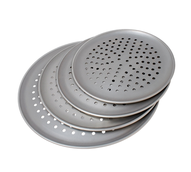 "16"" dia. perforated pizza pan, each"