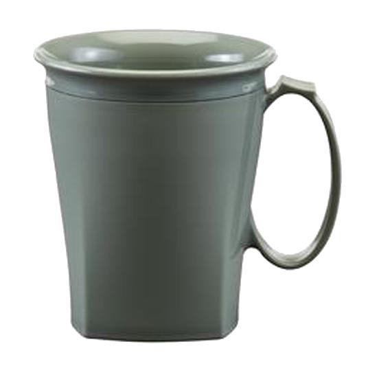 "The Harbor Collection Mug, 8 oz., outside dia. 4-1/2"" with handle, 4""H, dishwash"