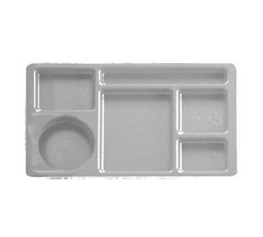 "Camwear® 2 x 2 Compartment Tray, 6-compartment, rectangular, 9"" x 15"", Camwear p"