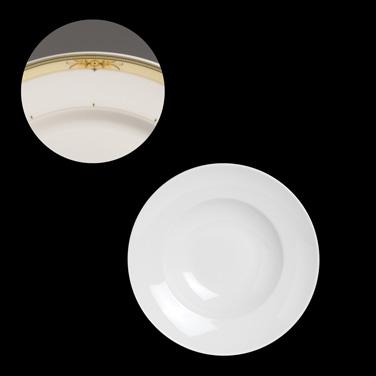 "Nouveau Bowl, 17 oz., 11-3/4"" dia., round, Vogue, Fernoir (priced per case, pack"