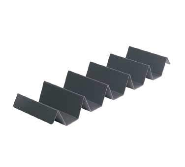 "5 Pleat hardcoated fry box ribbon, 17-1/2""W x 5""D x 1-7/8""H"