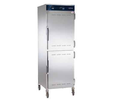 Halo Heat® Holding Cabinet, double compartment, on/off simple control with adjus
