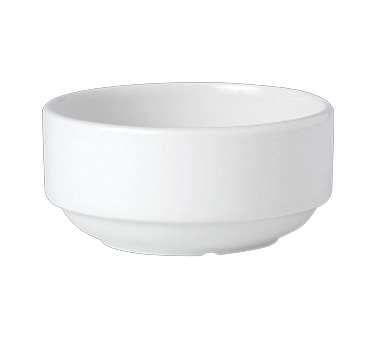 Soup Cup, 10 oz., without handled, stackable, vitrified china, Performance, Ivor