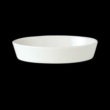 "Sole Dish, 19 oz., 8-1/2"" x 5-1/2"", oval, vitrified china, Performance, Simplici"