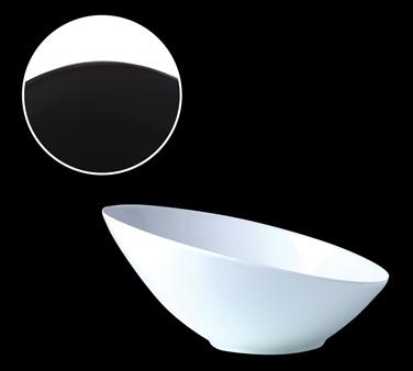 "Bowl #2, 26 oz., 8-1/2"" dia., round, Distinction, Sheer, Dusk (USA stock item) ("