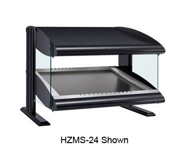 Spot On Slant Heated Zone Merchandising Warmer, free-standing, (1) shelf, (4) zo