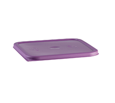 Cover, for polycarbonate Camwear® CamSquare® 12, 18 & 22 qt. containers, allerge