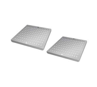 Perforated false bottom, for CWB-4, uses (2) CWB-2FB