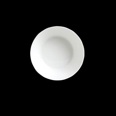 "Fruit Bowl, 11-3/4 oz., 5-1/2"" dia. x 2-1/4""H, round, bone china, Narumi Aria (U"