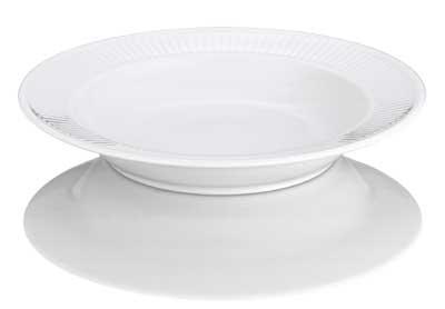 "Mini Plate, 4-1/4"", square, 214015BL, porcelain, Pillivuyt Quartet (priced per c"