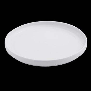 """Dinner Plate, 9"""", round, non-slip, porcelain, Pillivuyt, Odysee (priced per case"""