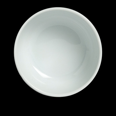 """Soup Bowl, 10 oz., 4-1/4"""" dia. x 2-1/8""""H, round, stackable, Varick Cafe Porcelai"""