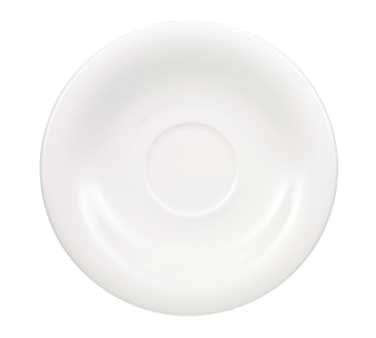 "Saucer, 6-1/4"", (cup OCR's -1270/71, -1360/61), premium porcelain, Dune"