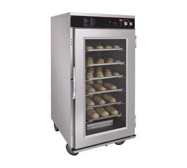 Flav-R-Savor® Humidified Holding Cabinet, (2) Lexan® doors, Pass-thru, (17 pair)