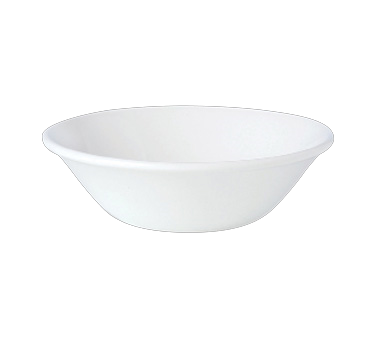 "Oatmeal Bowl, 16 oz., 6-1/2"" dia., round, vitrified china, Performance, Ivory (U"