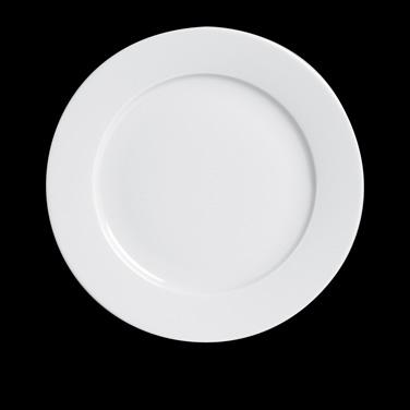 "Plate, 7-3/4"" dia., round, 212220BL, porcelain, Pillivuyt Sancerre (priced per c"