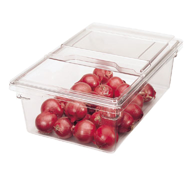 """Camwear® SlidingLid™, for food storage container, 18"""" x 26"""", clear, polycarbonat"""