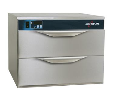 Halo Heat® Warming Drawer, free standing, two drawer, digital controls, large st