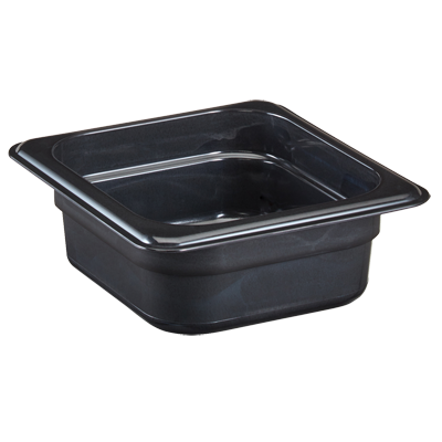 "H-Pan™ High Heat Hot Food Pan, 1/8 size, 2-1/2"" deep, -40°F to 375°F, non-stick"