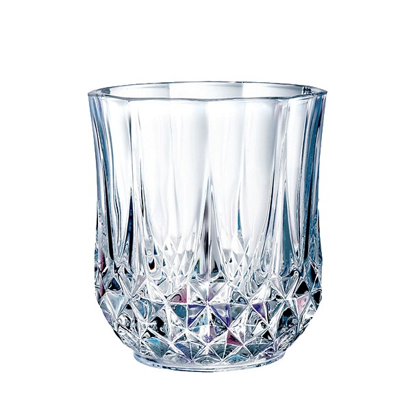 Double Old Fashioned Glass, 10-3/4 oz., crystal, Cristal D'Arques, Longchamp,  (