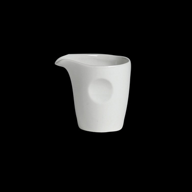 "Pourer, 3 oz., 3""W x 2-7/8""H, unhandled, vitrified china, Performance, Taste (US"