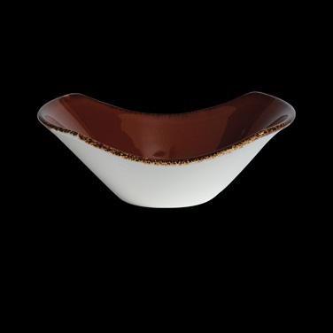 """Scoop Bowl, 9 oz., 6-1/2"""" dia., round, vitrified china, Performance, Terramesa,"""