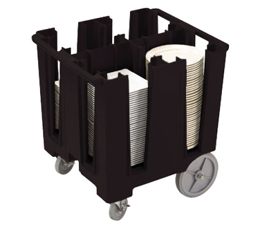 """Versa Dish Caddy, holds up to 11-1/4"""" round plates or up to 9-1/2"""" square plates"""