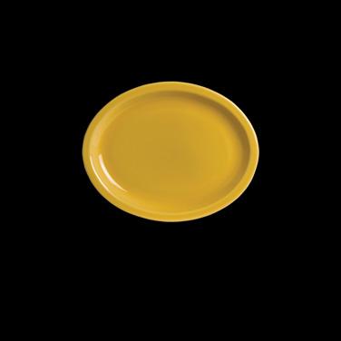 "Platter, 13-1/2"", narrow rim, oval, Anfora, Festivale (USA stock item) (minimum"