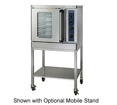 Platinum Series Convection Oven, Electric, single-deck, half-size, manual contro