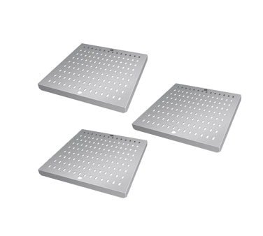 Perforated false bottom, for CWB-6, uses (3) CWB-2FB