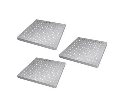 Perforated false bottom, for CWB-6, uses (3) CWB-2FB
