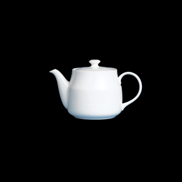 Teapot, 20 oz., with lid, bone china, Royal Court Felicia, Narumi (priced per ca
