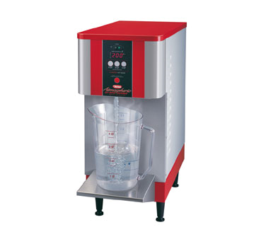 Atmospheric Hot Water Dispenser, countertop design, 12-gallon capacity, automati