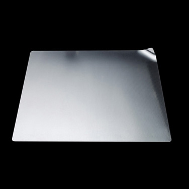 "Tray, 24"" x 18-1/2"", oblong, stainless steel, La Tavola, Café and Club Hollowwar"