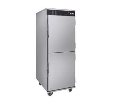 Flav-R-Savor® Humidified Holding Cabinet, single opening with (2) Dutch doors, (