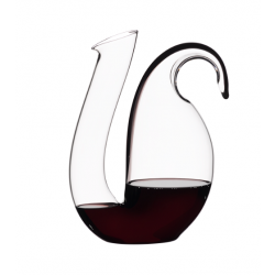 RIEDEL ON PREMISE Ayam Decanter Black Stripe